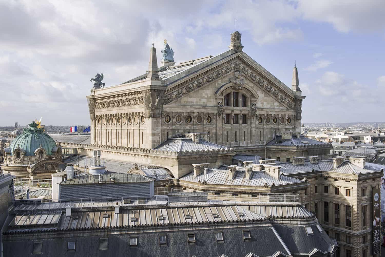 OPÉRA NATIONAL DE PARIS – PALAIS GARNIER 28