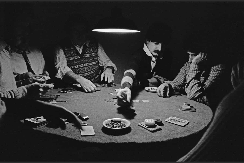 POKER CLANDESTIN PARIS 1981