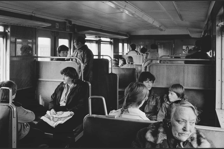 TRAIN DE BANLIEUE BERLINOIS