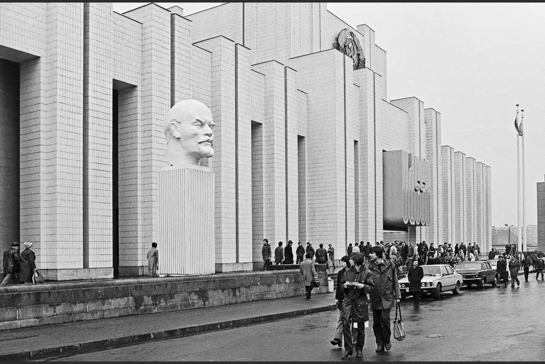 FOIRE DE LEIPZIG, PAVILLON SOVIÉTIQUE