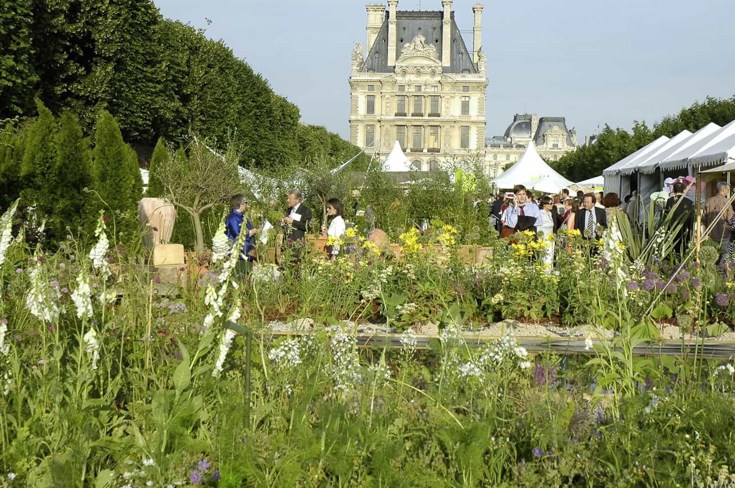 Jardins, Jardin aux Tuileries, Paris de 2005 à 2013
