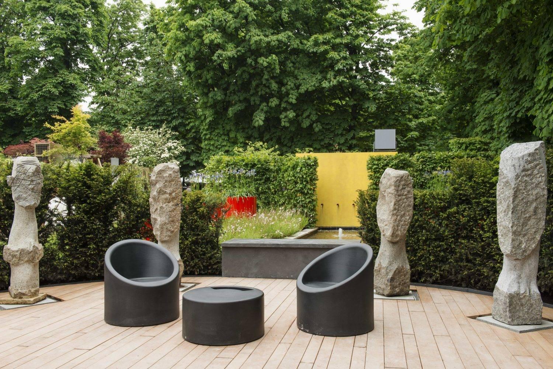 Jardins, Jardin aux Tuileries de 2005 à 2013