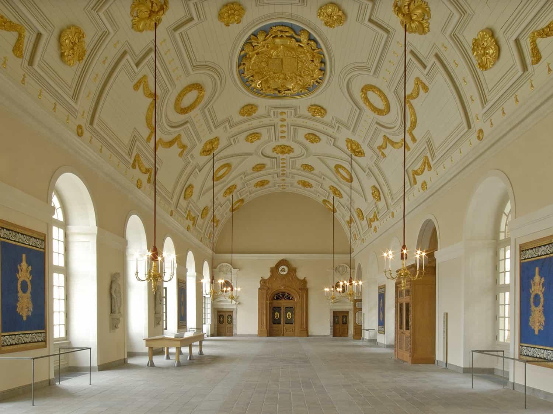 Parlement de Bretagne en 2006 après restauration par Alain-Charles Perrot