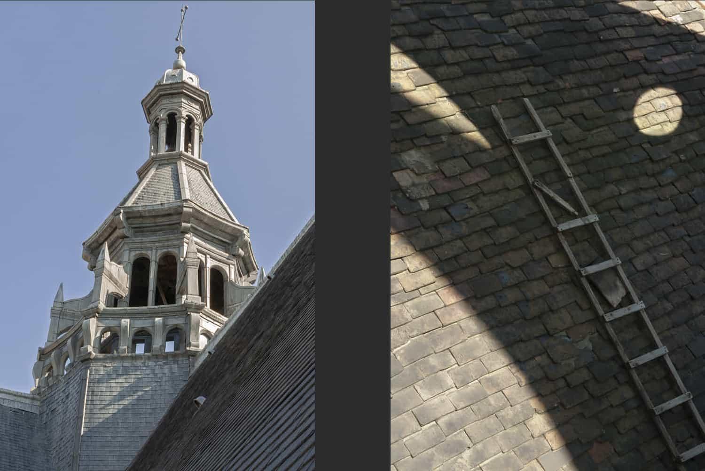 L'église Saint-Eustache à Paris, après restauration par Alain-Charles Perrot