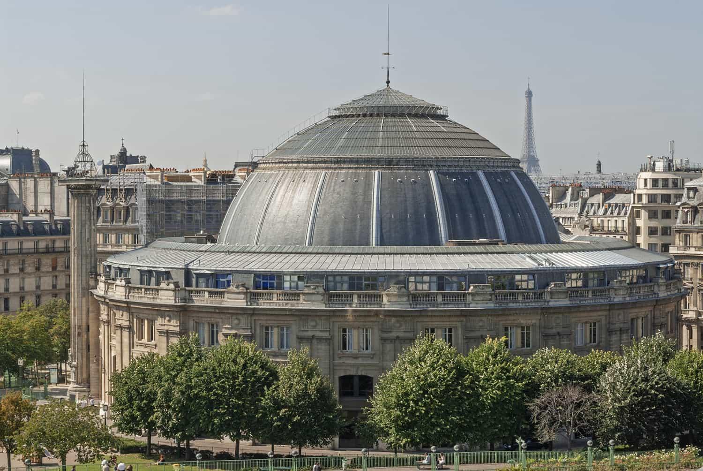 La Bourse du Commerce à Paris